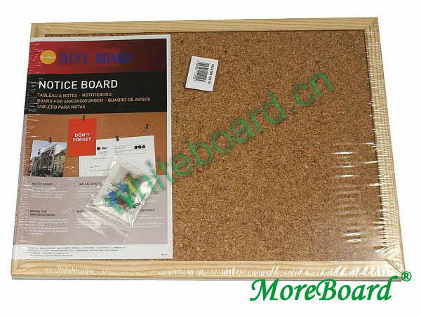 Traditional Bulletin Cork Board