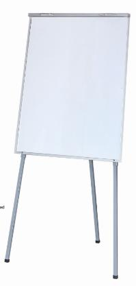 Adjustable Tripod Steel Flip Chart