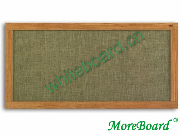 Wooden Frame Pin Feltboard