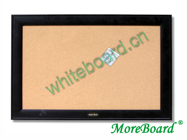 Wooden Frame Traditional Cork Board