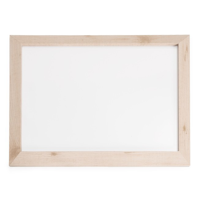 Oak Frame Dry Wipe Board
