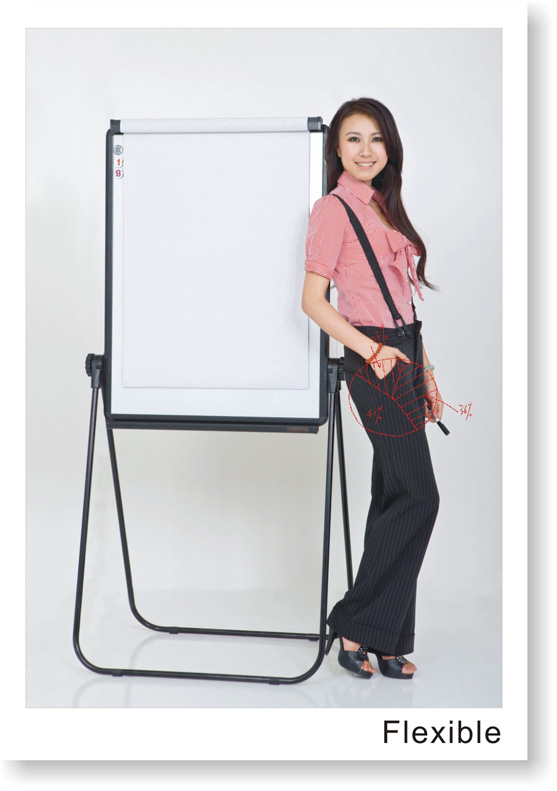 U Stand Whiteboard Flipchart