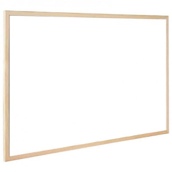Wood Frame Whiteboard