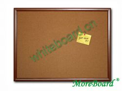 Cheap Cork Pinboard with Wood Frame