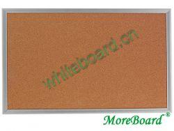 Aluminum Frame Corrugated Cardboard Corkboard