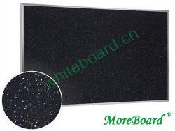 Aluminium Frame Felt Board Black