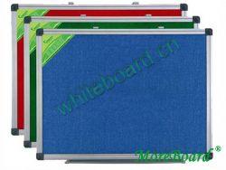 Aluminium Magnetic Fabric Board