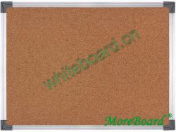 Aluminum Framed Bulletin Cork Board
