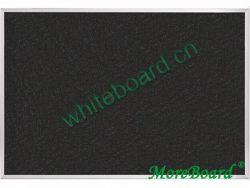 Fabric Memo Pin Board Black