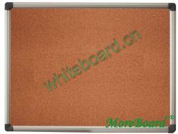 Corkboard with Alum. Frame