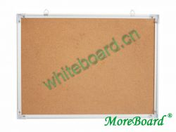 Eco-Friendly Pinboard with Aluminum Frame