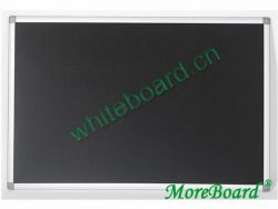 Black Fabric Board
