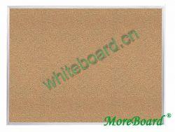 Wooden Framed Cork Pin Board