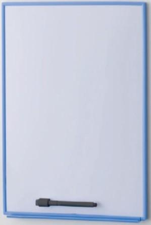 Plastic Frame Dry Erase Board
