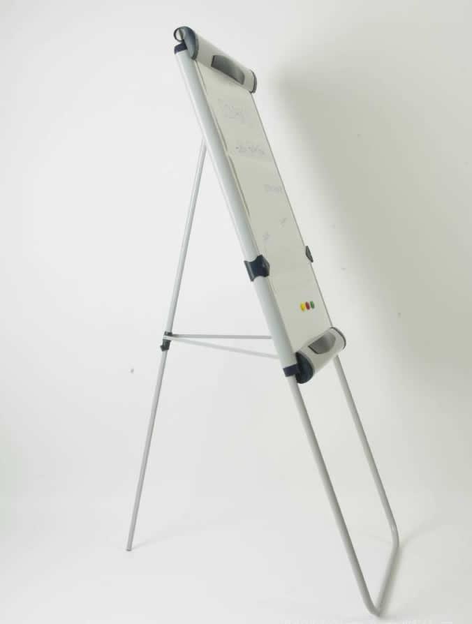Aluminum Frame Magnetic Flip Chart