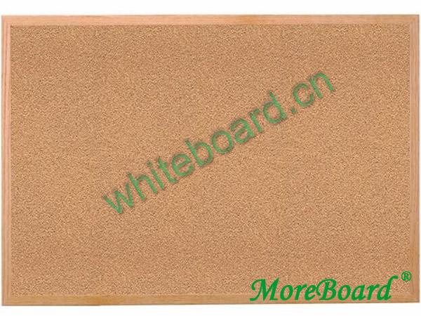Pine Wooden Frame Cork Board