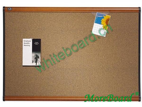 Wood Frame Pin Corkboard