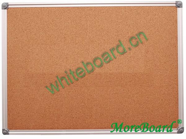 Cork Bulletin Boards with Presidential Trim